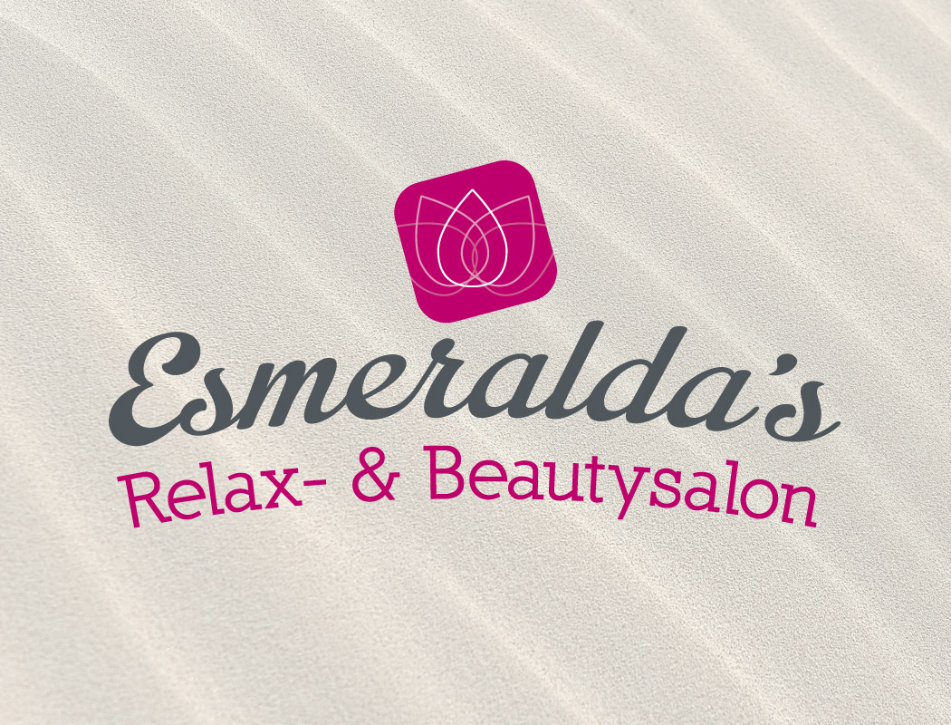 Logo Esmeralda's Relax- & Beautysalon